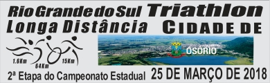 RIO GRANDE DO SUL TRIATHLON LONGA DISTÂNCIA
